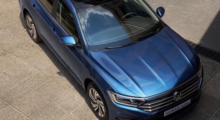 Салон официального дилера Volkswagen Автобат объявляет цены и комплектации на Новую Jetta