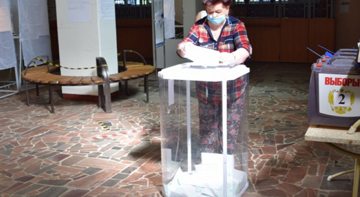 Названы предварительные итоги голосования во Владимирской области