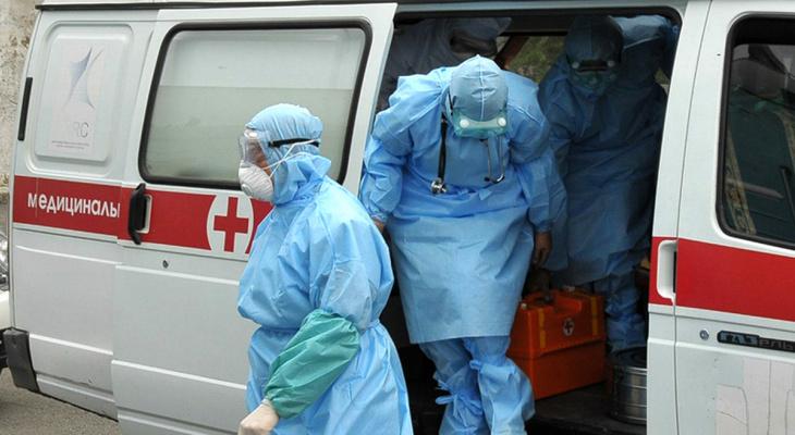 Во Владимирской области выявлено 46 новых случаев коронавируса