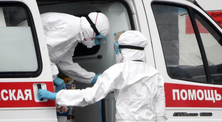Во Владимирской области за сутки выявили 46 случаев коронавируса