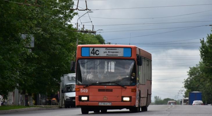 Во Владимире изменят маршруты трех городских автобусов