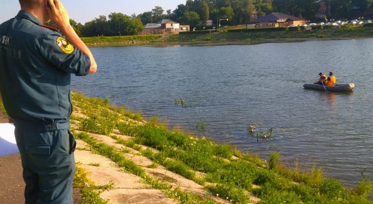 За выходные во Владимирской области утонули двое мужчин