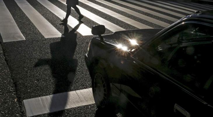 В Боголюбово водитель, насмерть сбивший пешехода, скрылся с места ДТП