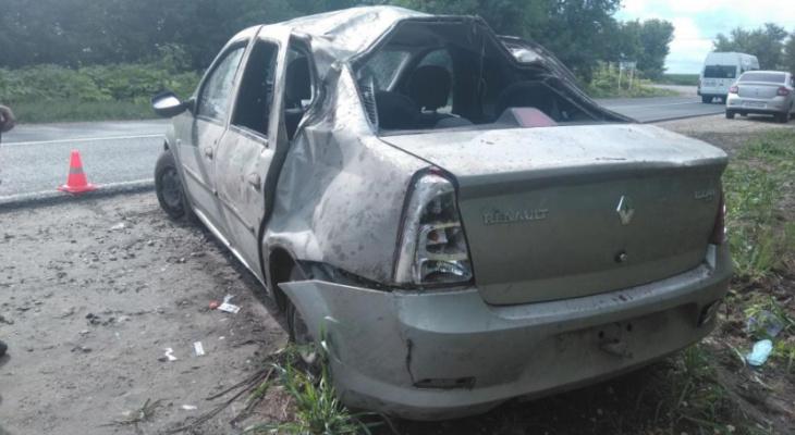 В ДТП в Муроме пострадали двое детей
