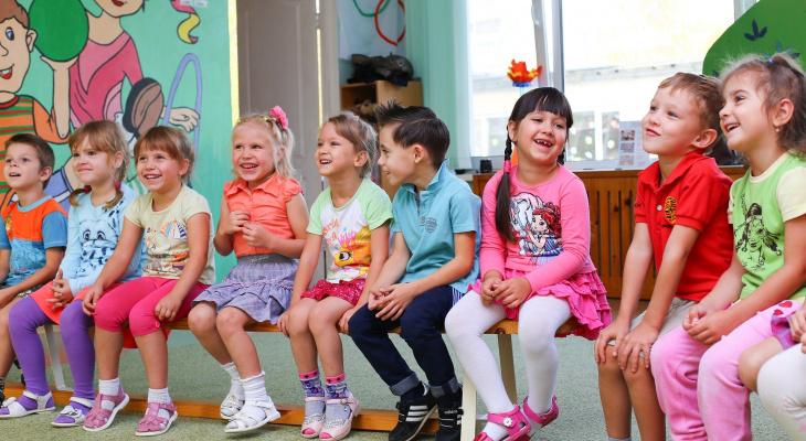 Владимирские детские сады открываются с 24 июля