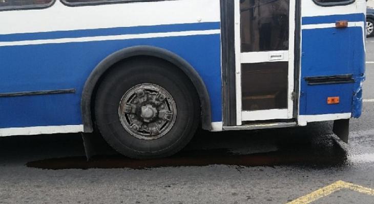 Во Владимире водитель троллейбуса сбил пешехода