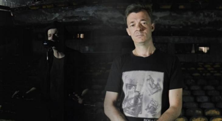 Питерская группа сняла клип про Владимирский драмтеатр
