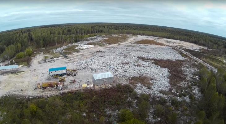 Во Владимирской области появится новый мусорный полигон
