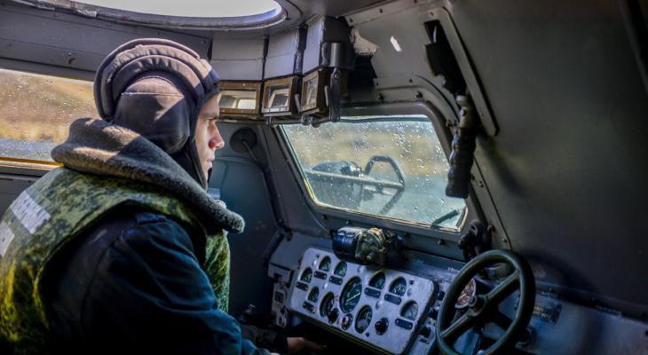 В Муроме пройдут Армейские игры «Открытая вода-2020»
