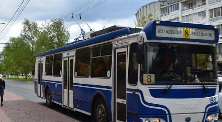 С 1 сентября по улицам Владимира будет курсировать «Троллейбус знаний»