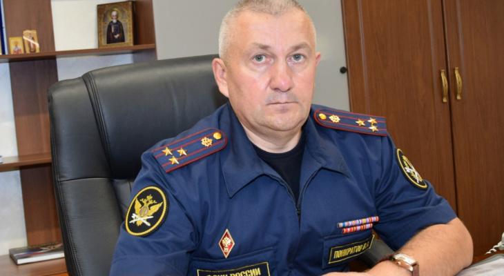 Во Владимирском юридическом институте новый начальник