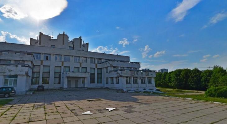 Во Владимире расскажут о реконструкции парка у Дворца творчества юных