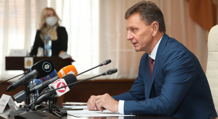 7 важных заявлений губернатора Сипягина на пресс-конференции