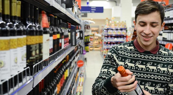 В России хотят ограничить продажу алкоголя на Новый Год