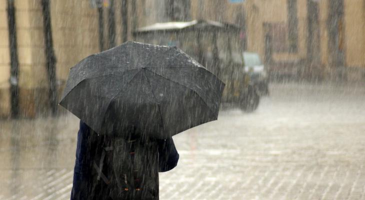 Гроза в середине сентября: аномалии погоды во Владимире