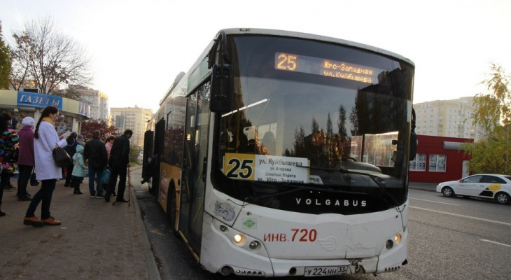 Во Владимире могут повысить цены проезда в общественном транспорте