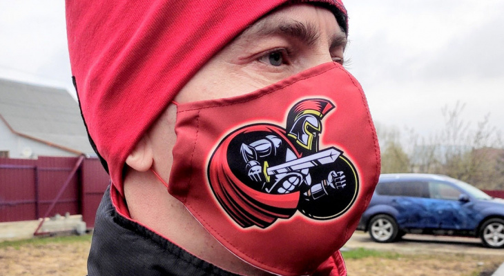 Самые крутые защитные маски, которые делают и носят владимирцы