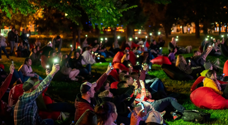В выходные во Владимире пройдет фестиваль уличного кино