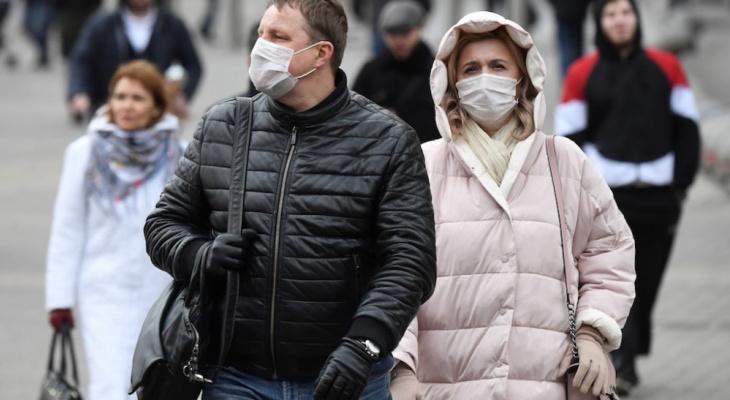 Четвертые сутки во Владимирской области от COVID-19 никто не умирает
