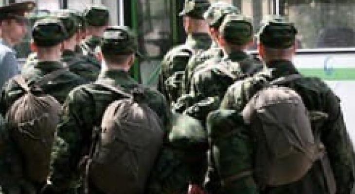 На службу в масках и перчатках: владимирских призывников обеспечат СИЗ
