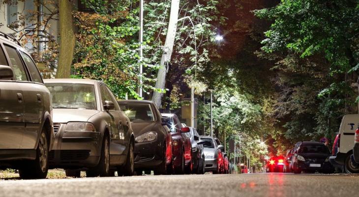 Еще на нескольких улицах Владимира ограничили парковку