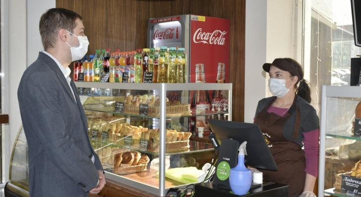 Во Владимирской области пройдут проверки соблюдения масочного режима