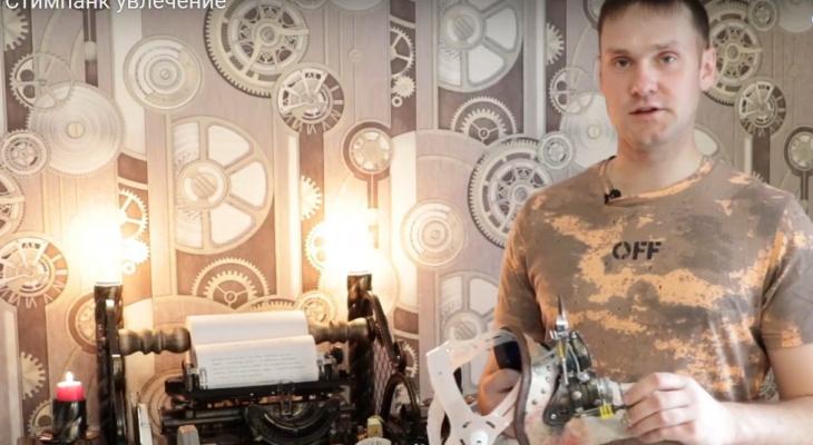Пожарный из Владимирской области рассказал о своём крутом хобби