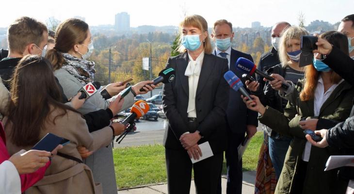 Владимирская система здравоохранения готова к росту заболеваемости COVID-19
