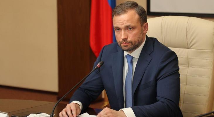 Вице-губернатор Владимирской области заразился коронавирусом
