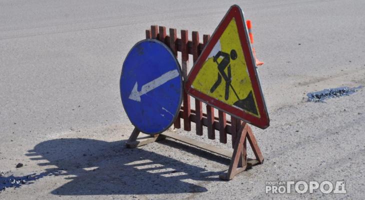 На трассе М-7 во Владимире временно перекроют движение