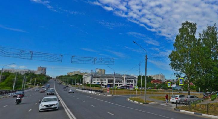 Ремонт на Октябрьском проспекте Владимира: будет ли съезд на Лыбедскую магистраль?