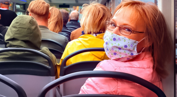 Владимирская мэрия высказалась по ситуации с масками в городском транспорте