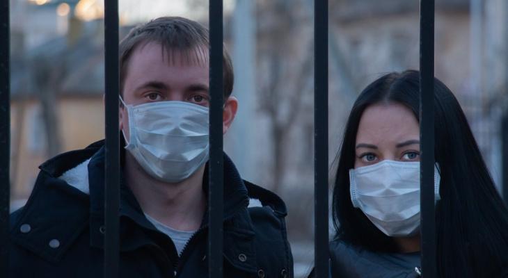 Число заболевших COVID-19 во Владимирской области не перестает расти