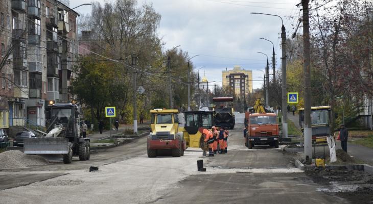 Стало известно время открытия улицы Чайковского во Владимире