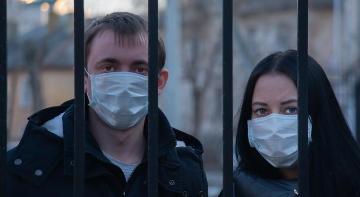 Назвали сумму штрафа за несоблюдение масочного режима во Владимирской области