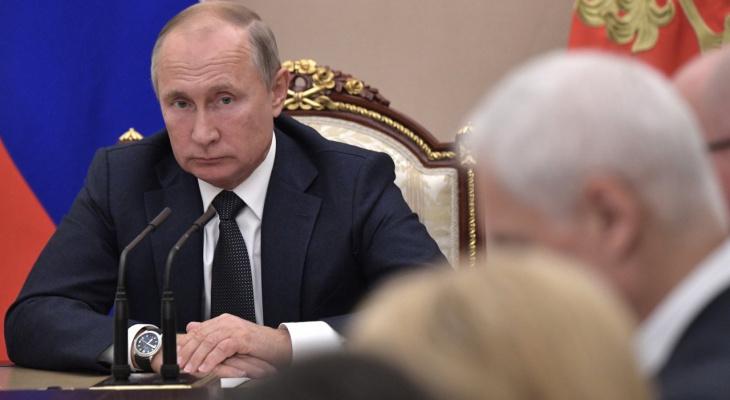 Путин высказался о тотальных ограничениях в России