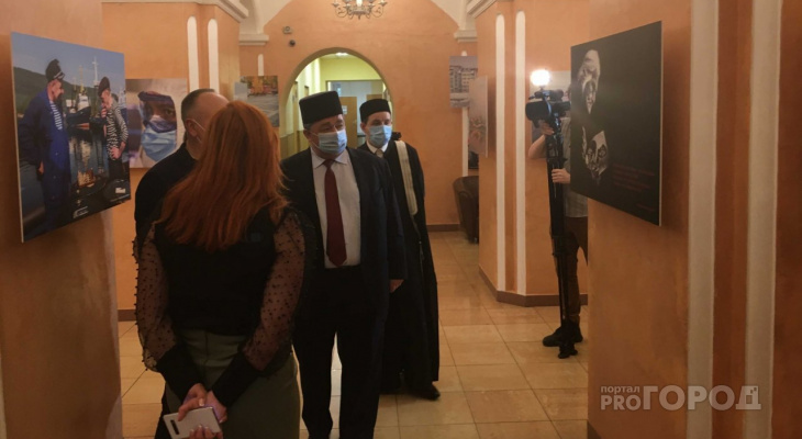 По-настоящему красиво: во Владимире открылась уникальная фотовыставка