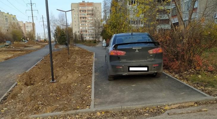 """4 самых наглых """"гения парковки"""" этой недели во Владимире"""