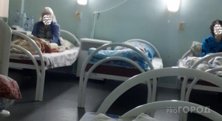 """Владимирская пациентка с COVID-19 сделала фото в """"красной зоне"""""""