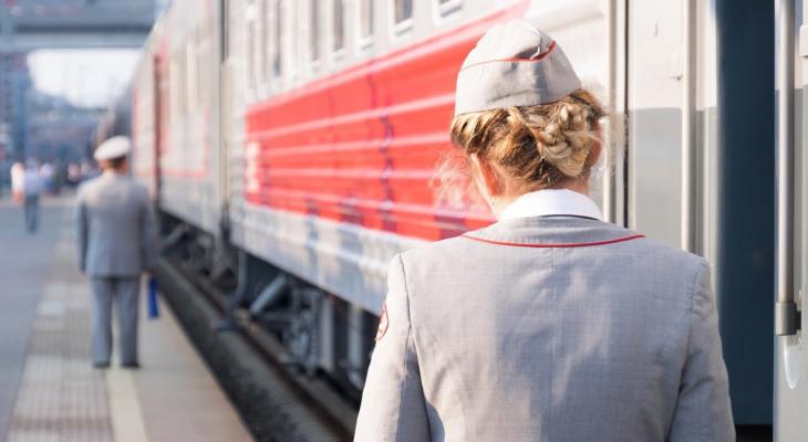 Владимир вошёл в топ у путешествующих на поезде в ноябре