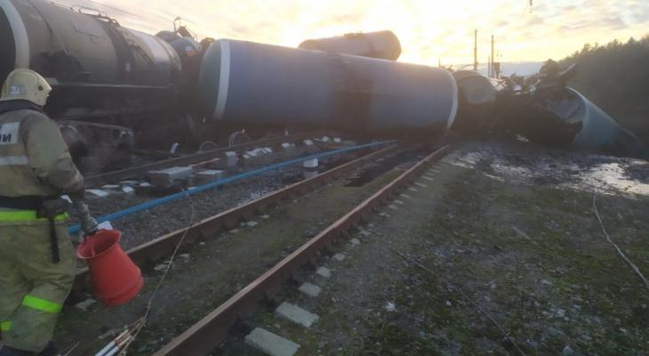 Из-за ЧС на железной дороге под Владимиром отменены пригородные поезда