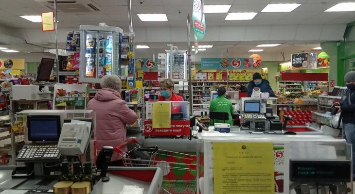 Во Владимире проверяют соблюдение в магазинах масочного режима