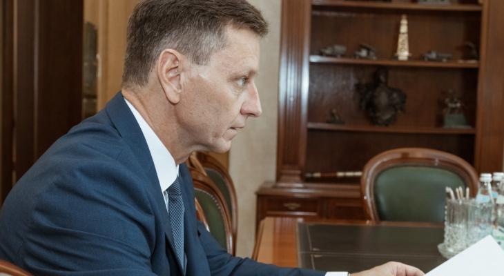 Пресс-секретарь Сипягина прокомментировала новость о госпитализации губернатора в Москву