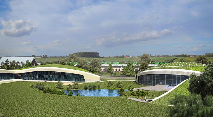 Спортивный кластер в Суздале сформируют на базе центрального парка при поддержке ДОМ.РФ