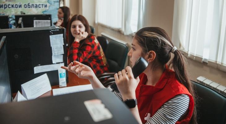 Во Владимирской области 60 студентов-медиков консультируют население о профилактике COVID-19