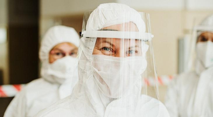 В психиатрическую больницу на Содышке уже поступают первые больные COVID-19