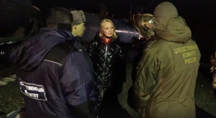 Допрошены очевидцы аварии на железной дороге под Владимиром