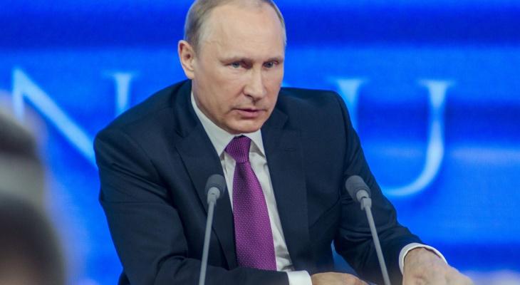 """Путин обратился к губернаторам: """"Не нужно делать вид, что все нормально"""""""
