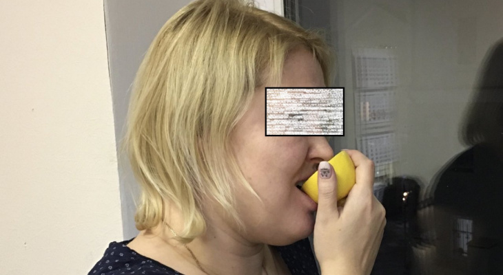 «Это так странно! Не чувствую вкус ни у лимона, ни у чеснока»