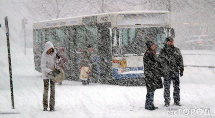 Синоптики заявляют о сильном ухудшении погоды во Владимире в эти выходные